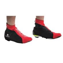 Nalini Baku Thermo Cycling Shoe Covers (For Men) in Red - Closeouts