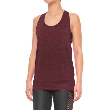 Nanette Lepore Active Mesh Tank Top (For Women) in Beet - Closeouts
