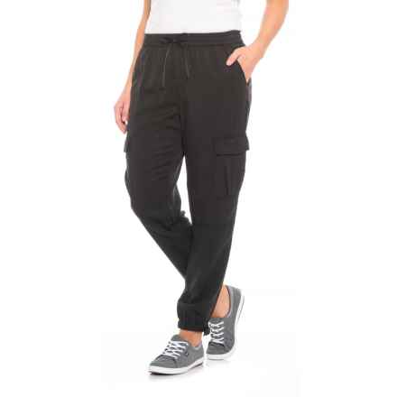 Nanette Lepore Utility Ankle Pants (For Women) in Black - Closeouts