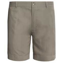 Narragansett Trader High-Performance Shorts (For Men) in Stone