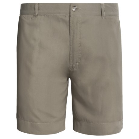 Narragansett Trader High-Performance Shorts (For Men) in Green