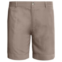 Narragansett Trader High-Performance Shorts (For Men) in Stone - Closeouts