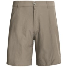 Narragansett Trader Nylon Shorts (For Men) in Khaki - Closeouts