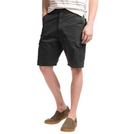Narragansett Traders Cargo Shorts (For Men) in Black - Closeouts