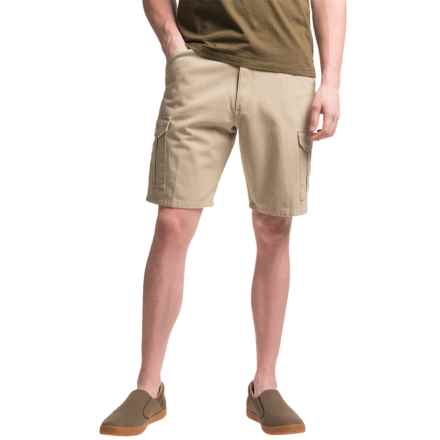 Narragansett Traders Cargo Shorts (For Men) in British Khaki - Closeouts