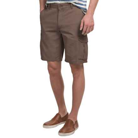 Narragansett Traders Cargo Shorts (For Men) in Brown - Closeouts
