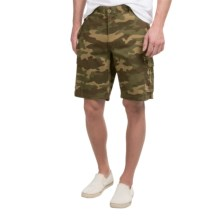 Narragansett Traders Cargo Shorts (For Men) in Camo - Closeouts