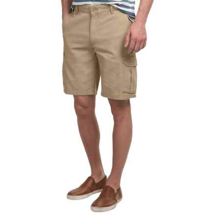 Narragansett Traders Cargo Shorts (For Men) in Khaki - Closeouts