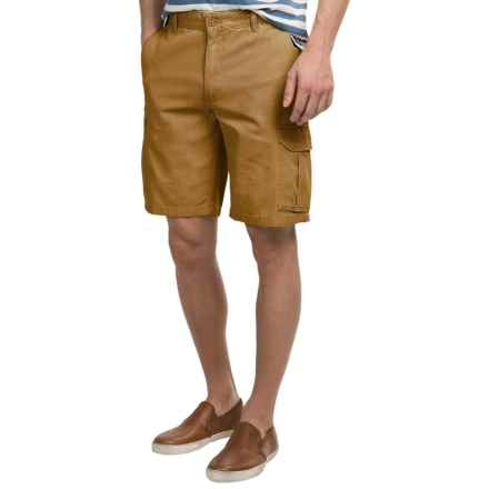 Narragansett Traders Cargo Shorts (For Men) in Mustard - Closeouts