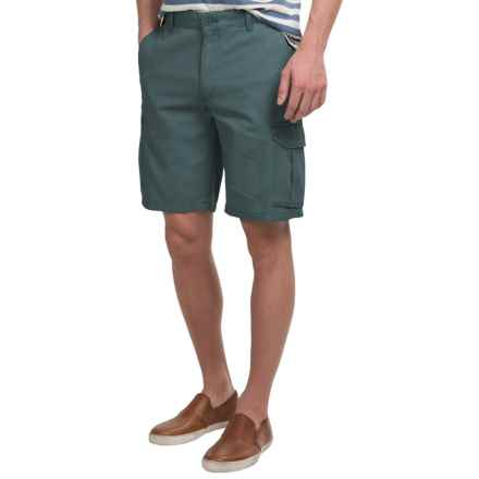 Narragansett Traders Cargo Shorts (For Men) in Navy - Closeouts