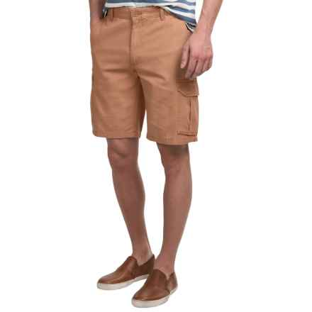 Narragansett Traders Cargo Shorts (For Men) in Orange - Closeouts
