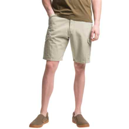 Narragansett Traders Cargo Shorts (For Men) in Stone - Closeouts