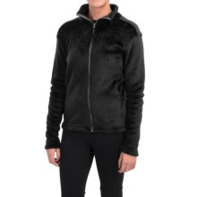 Narragansett Traders Fleece Jacket (For Women) in Black - Closeouts
