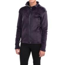 Narragansett Traders Fleece Jacket (For Women) in Dark Purple - Closeouts
