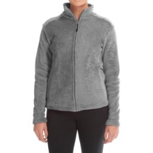 Narragansett Traders Fleece Jacket (For Women) in Grey - Closeouts