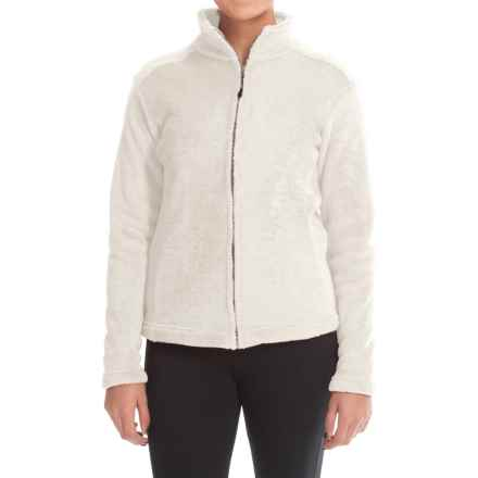 Narragansett Traders Fleece Jacket (For Women) in Ivory - Closeouts