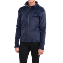Narragansett Traders Fleece Jacket (For Women) in Navy - Closeouts