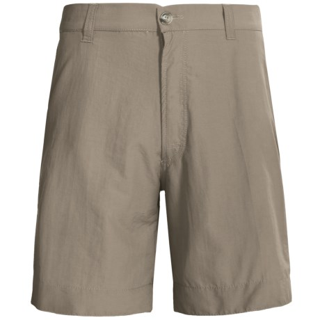 Narragansett Traders Nylon Shorts (For Men) in Khaki