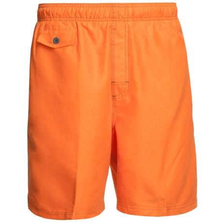 Nat Nast All Day, Every Day Swim Trunks (For Men) in Hazard Orange