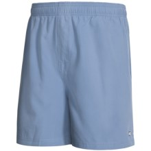 Nat Nast All Day, Every Day Volley Swim Shorts (For Men) in 094 River Blue - Closeouts