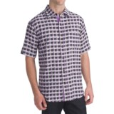 Nat Nast Breezin Silk Twill Camp Shirt -Short Sleeve (For Men)