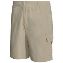Nat Nast Club Cargo Swim Trunks (For Men) in 095 Gravel - Closeouts