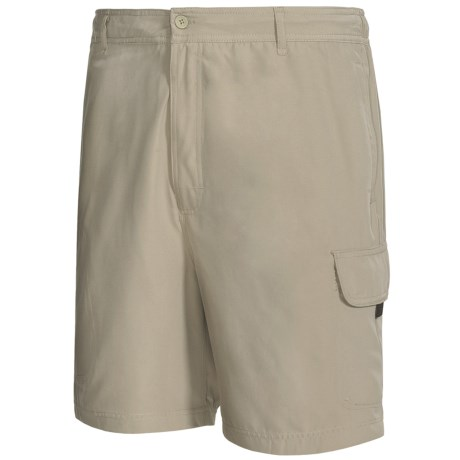 Nat Nast Club Cargo Swim Trunks (For Men) in 095 Gravel