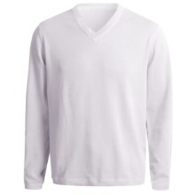 Nat Nast Clubhouse Double Standard Sweater (For Men) in White/Earl Grey - Closeouts