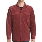 Nat Nast Corduroy Shirt Jacket - 10-Wale (For Men)