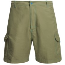 Nat Nast Deep Pocket Swim Trunks (For Men) in Liberty Green - Closeouts