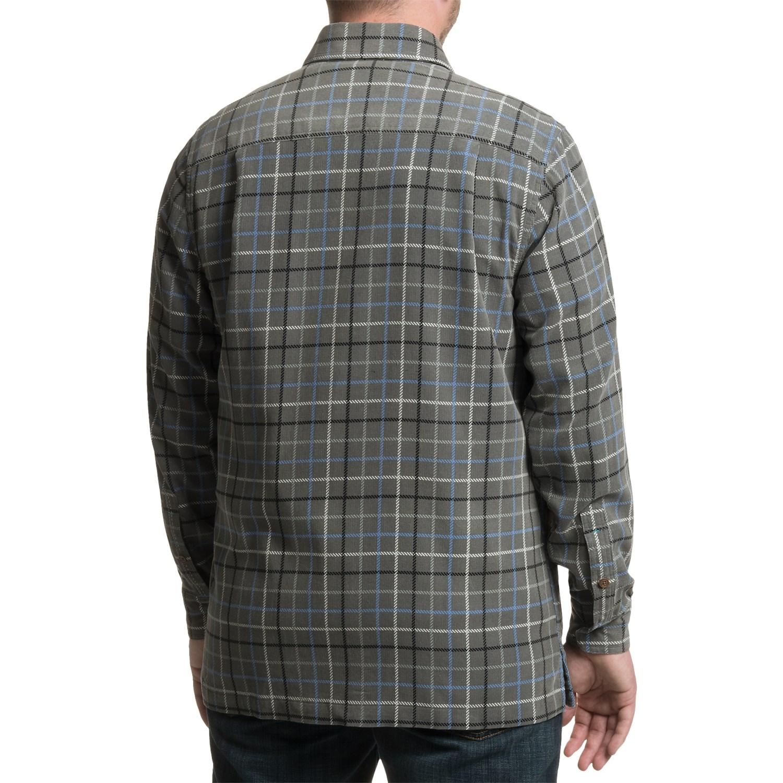 Nat nast easy living shirt for men save 77 for Silk long sleeve shirt