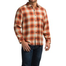 Nat Nast Forest Through the Trees Plaid Shirt - Silk, Long Sleeve (For Men) in Terrain - Closeouts