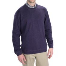 Nat Nast Kansas City Ditty Sweater (For Men) in Nightshade Purple Combo - Closeouts
