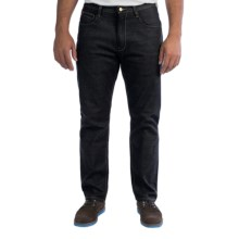 Nat Nast Maverick Fit Jeans - Straight Leg (For Men) in Black - Closeouts