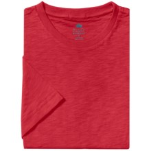 Nat Nast Sea Worthy T-Shirt - Short Sleeve (For Men) in Signal Red - Closeouts