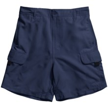 Nat Nast Swim Long Walk Shorts (For Men) in Navy - Closeouts