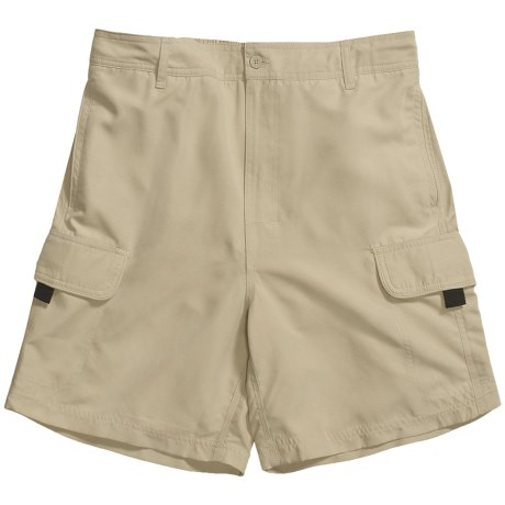 Nat Nast Swim Long Walk Shorts (For Men) in Pebble