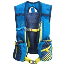 Nathan Firecatcher Race Vest Hydration Pack - 1.5L in Nathan Blue - Closeouts