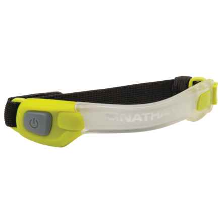 Nathan LightBender LED Arm Band in Sulfur Spring - Closeouts