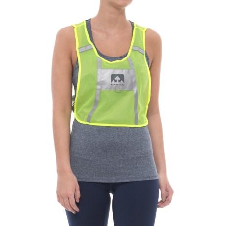 Nathan Nightfall Vest (For Women) in Neon Yellow