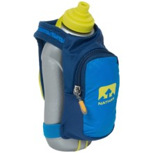 Nathan SpeedDraw Plus Water Bottle - 18 fl.oz. in Nathan Blue - Closeouts