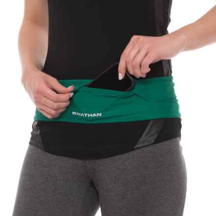 Nathan The Hipster Waistbelt in Everglade - Closeouts