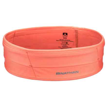 Nathan The Hipster Waistbelt in Fusion Coral - Closeouts