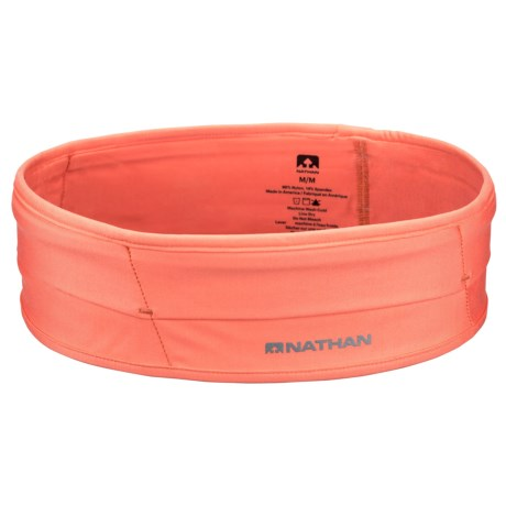 Nathan The Hipster Waistbelt in Fusion Coral