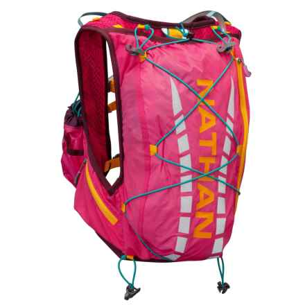 Nathan VaporAiress Hydration Backpack - 2L (For Women) in Sparkling Cosmo - Closeouts