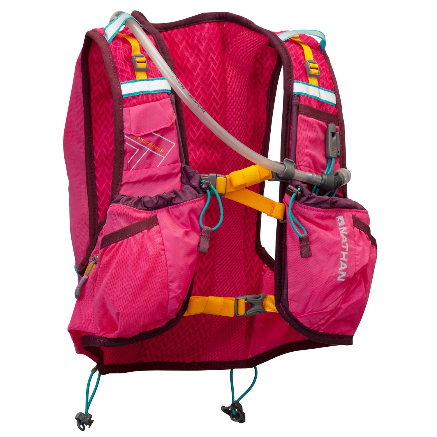 eb38976c33 Nathan VaporAiress Hydration Backpack - 70 fl.oz. (For Women)