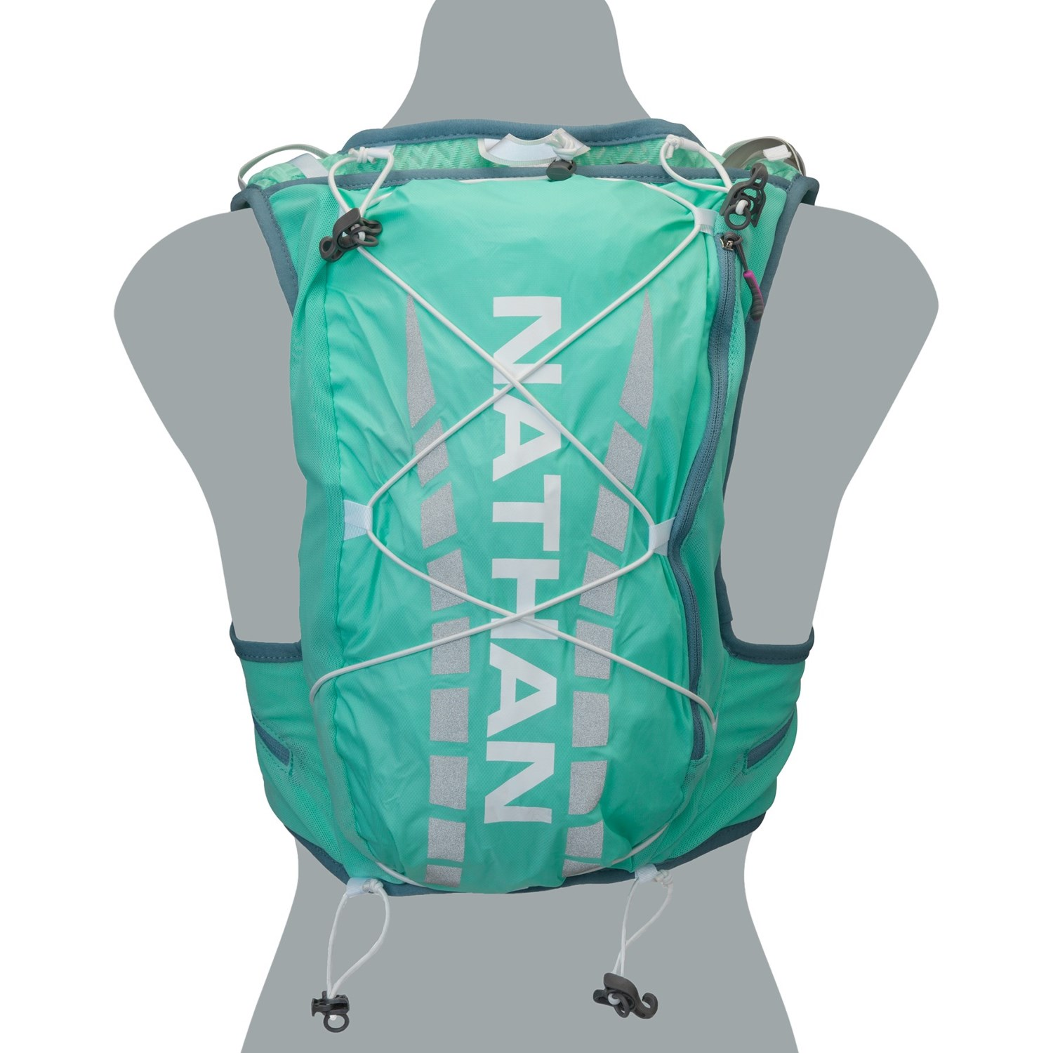 d9d1315be3 Nathan VaporAiress Hydration Backpack - 70 fl.oz. (For Women)
