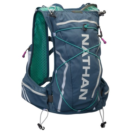 Nathan VaporShadow Hydration Vest - 67 fl.oz. (For Women) in Cockatoo