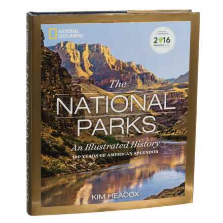 National Geographic The National Parks: An Illustrated History Book by Kim Heacox in See Photo - Closeouts