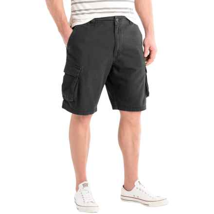 National Outfitters Cargo Shorts (For Men) in Black - Closeouts